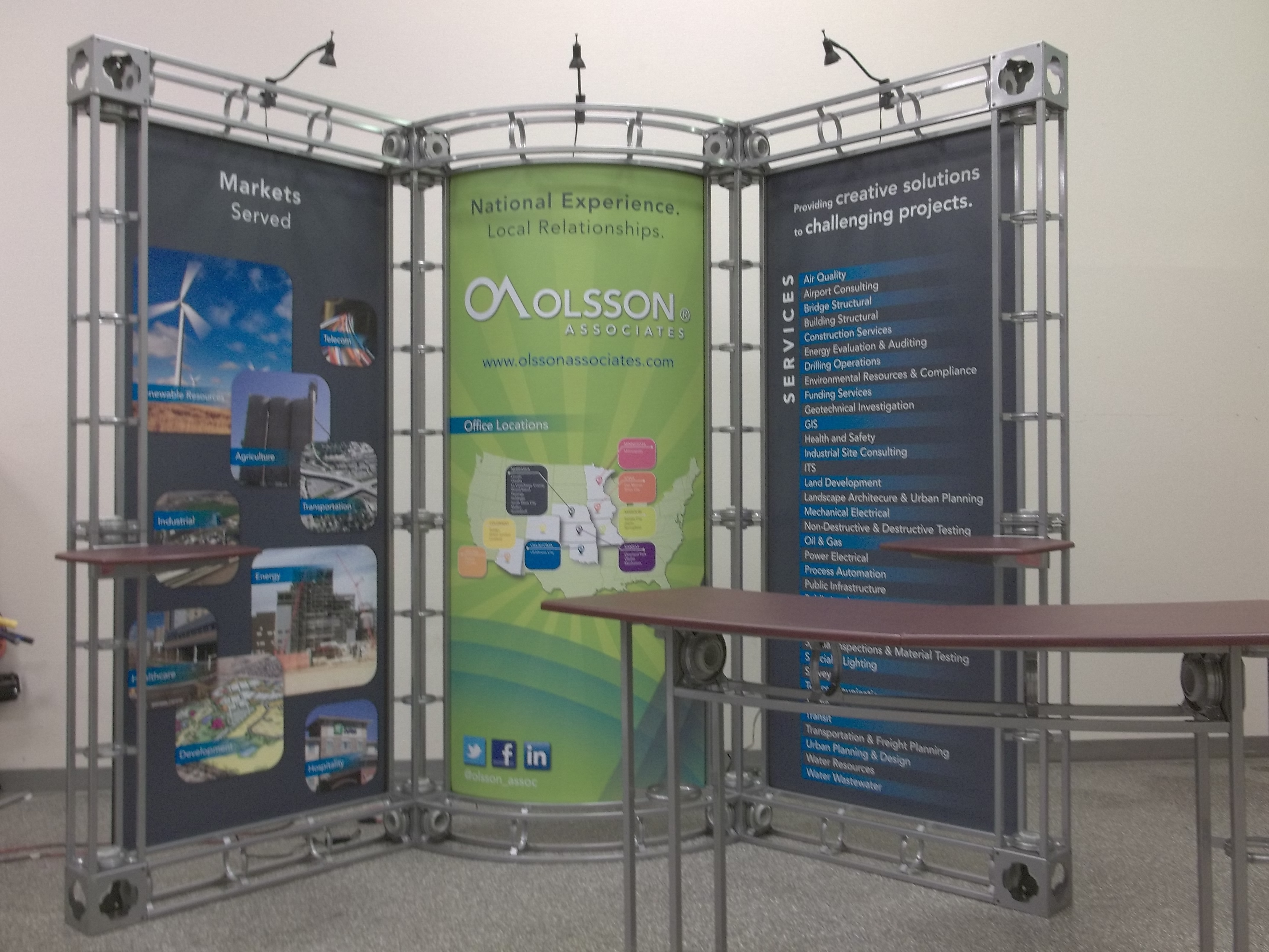 Trade Show Booth Graphics : Trade show display retractable banners tradeshow